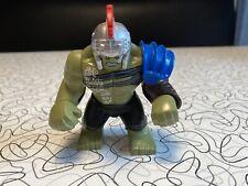 Lego Marvel Super Heroes Thor Ragnarok Hulk Minifigure (76088) rare!!!