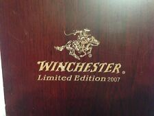 Winchester Limited Edition 2007 Wood Storage Box