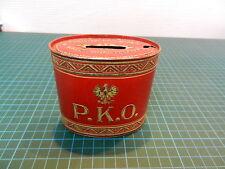 POLOGNE TIRELIRE BANQUE PKO 1920 - SKARBONKA PKO wzór 1920r - POLAND PIGGY BANK