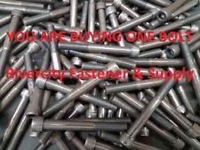 M12-1.5 x 100 / M12x100 or 12mm x 100mm Socket Allen Head Cap Screw Fine Thread