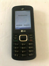 Lg Lg328Bg TracFone Wireless Cell Phone, Clean, Turns On, Works? Parts?