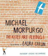 """AS NEW"" The Kites Are Flying!, Morpurgo, Michael, Book"
