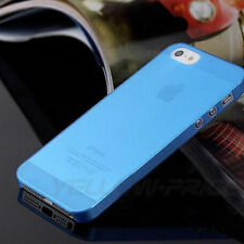 Ultra-Thin Matte TPU Slim Hard Back Shell Case for Apple iPhone 5S 5 5G