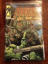 IMAGE COMICS THE SAVAGE DRAGON VS TMNT #2