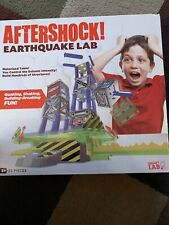Smart Lab Toys After shock Earthquake Lab