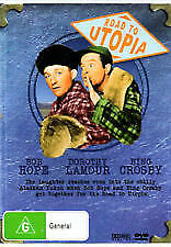Road To Utopia - DVD, NEW AND SEALED, FREE POST WITHIN AUSTRALIA