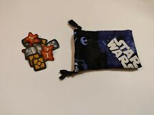 Star Wars Token Pouch, Board Game Storage, Cotton Drawstring Bag, Fabric Pouch