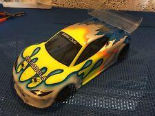 Zen racing Rs-gt12 Rc Car. mardave schumacher. Gt12