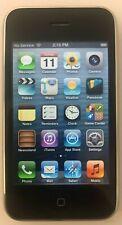 Apple iPhone 3GS - 8GB - Black (AT&T)  A1303 (GSM) Smartphone MC640LL/A