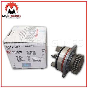 21010-7Y026 WATER PUMP NISSAN VQ35DE FOR ALTIMA MURANO INFINITI V6 3.5 LTR 02-09