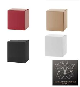 Luxury Folding Gift Box  For Our 30cl Circular Candle Glass Containers