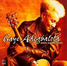 Gaye Adegbalola-Bitter Sweet Blues  CD NEW