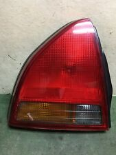 1992 - 1996 Honda Prelude LH DRIVER  side tail light Used OEM Chipped