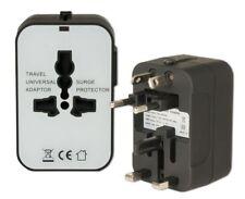 Prise courant adaptateur secteur universel voyage ARCAS + 2 ports USB Normes CE