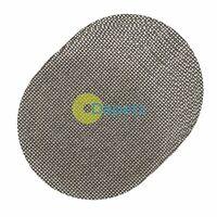 Hook & Loop Mesh Sanding Disc 125mm 4 X 40G, 4 X 80G & 2 X 120 Grit 10Pk