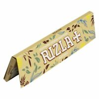 1 / 2 / 5 / 10 / 20 Rizla Natura Kingsize Rolling Papers - Free UK Delivery
