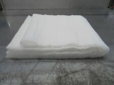 Fake snow blanket 50mt roll. Indoor or outoor use, grotto christmas scene 27""