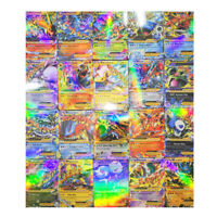 20pcs Pokemon EX Card All MEGA Holo Flash Trading Cards Charizard Venusaur Hot