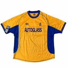 2000 01 Chelsea Away Football Shirt *Bnib* - Xxl Classic Original Authentic New