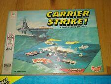 BRAND NEW NEVER USED CARRIER STRIKE BOARD GAME MILTON BRADLEY SUPER RARE