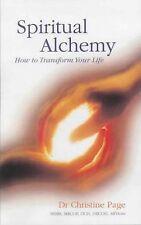 SPIRITUAL ALCHEMY - Christine Page ...... Pb ...... NEW