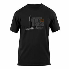 5.11 Tactical BRASS MAN Logo SMALL T-Shirt #41006AV Mens color BLACK size:S