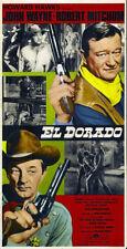 El Dorado John Wayne Robert Mitchum movie poster #8