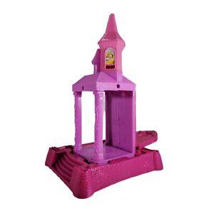 Play Doh Disney Princess Castle No Figures Included Disney Rapunzel Cinderella