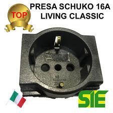Bticino PRESA SCHUKO LIVING CLASSIC 10A