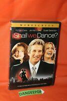 Shall We Dance (DVD, 2005, Widescreen) Movie