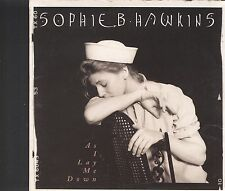 Sophie B. Hawkins - As I Lay Me Down CD (card sleeve type)