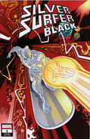 SILVER SURFER: BLACK #1 GABRIEL RODRIGUEZ VARIANT COMIC BOOK ~ Marvel Comics
