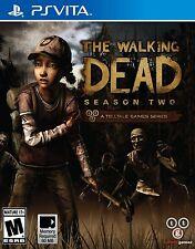 The Walking Dead Season 2 PSV New PlayStation Vita, PS Vita Game