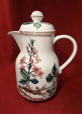 "Villeroy & Boch BOTANICA Large Coffee Pot Coffeepot 9"" High"