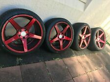 19 Inch RIMS WITH Tyres