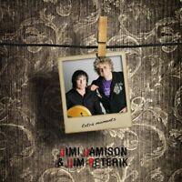 JIMI JAMISON & JIM PETERIK - Extra Moments - CD - MelodicRock Records