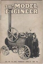 The Model Engineer Magazine Vol. 102 No. 2563 April 27 1950