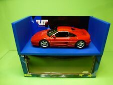 UT MODELS 74020 FERRARI F 355 COUPE BERLINETTA - RED 1:18 - EXCELLENT IN BOX