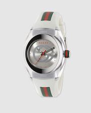 Reloj de mujer Gucci Sync YA137302 de caucho multicolor
