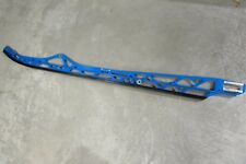 Use OEM Polaris Left Blue Suspension Rail Mounting Skid Frame 155 Pro RMK SKS