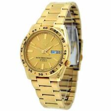 Seiko 5 Automatic Gold Stainless Steel Men's Watch SNKE06K1 RRP £219