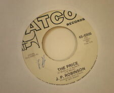 HEAR IT SOUL JP Robinson ATCO 6906 The Price and How Much More Can She Stand