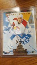 1994-95 Pinnacle Select PREMIER EDITION ROOKIE Brian Savage Montreal Canadiens