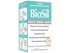 Natural Factors - BioSil Liquid - 1 fl. oz.