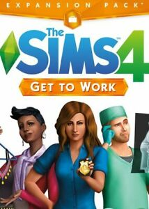 THE SIMS 4 GET TO WORK Origin