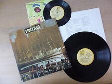 "The Beach Boys – HOLLAND + 7"" single, USA 1973, Kaku, LP, VINILE: VG + +"