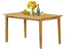 Esszimmer Tisch rechteckig Esstisch Küchentisch 140 cm Massivholz