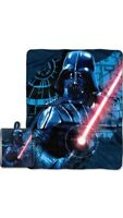 Star Wars Darth Vader Tote And Throw Blanket Fleece Throw Blanket  NEW