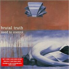 BRUTAL TRUTH - Need To Control  [Redux Edit.] DIGI