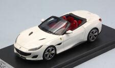 Ferrari Portofino Open Roof Italia White 1:43 Model LOOKSMART